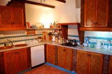 Fully fitted kitchen – Villas in Andalucia